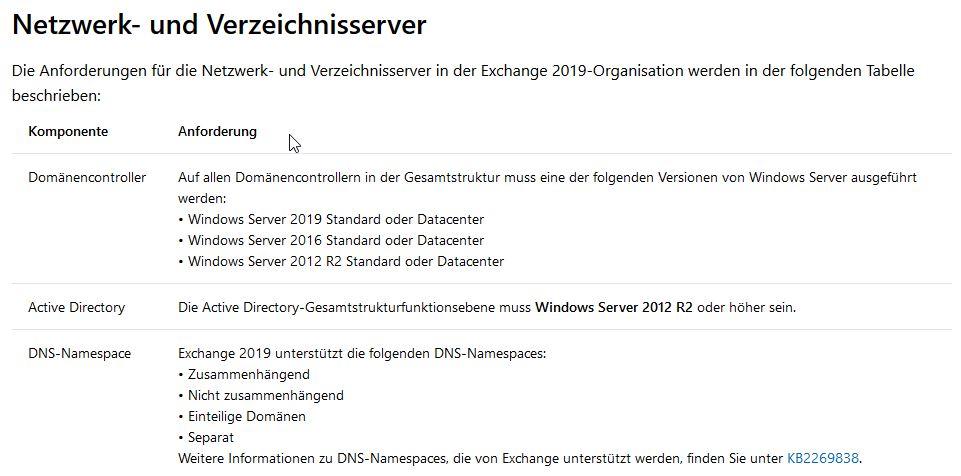 2) Microsoft Exchange Server Migration – Deer IT